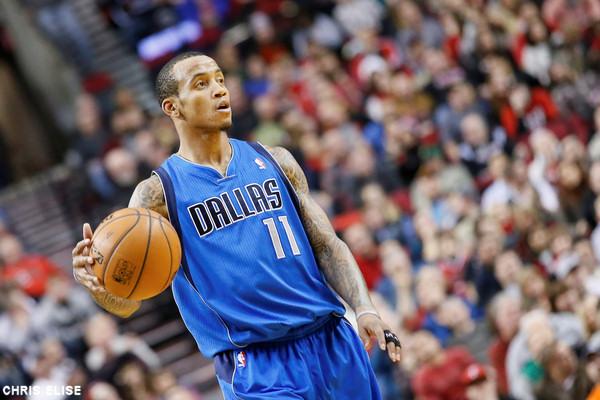NBA: DEC 07 Mavericks at Trail Blazers