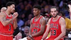 NBA: JAN 29 Bulls at Lakers