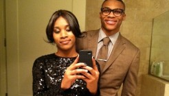 Russell Westbrook se marie