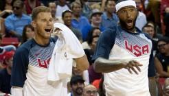 Basketball: 2015 USA Basketball Showcase
