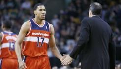 NBA: APR 07 Wizards at Celtics