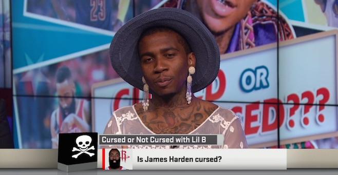L'équipe de D-League des Sixers va tester le rappeur Lil B
