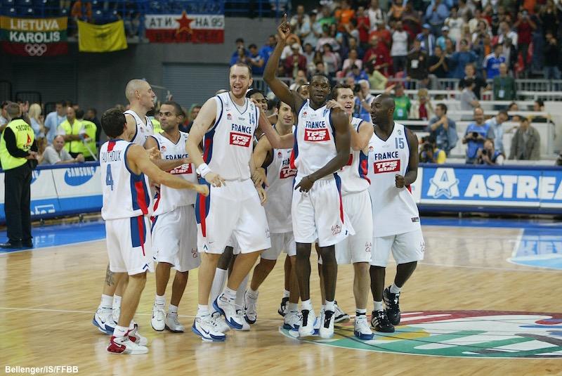 Euro masculin 2005