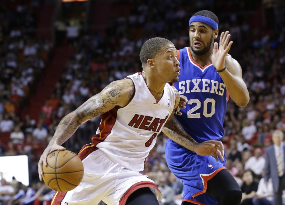 Michael Beasley de retour à Miami   Basket USA