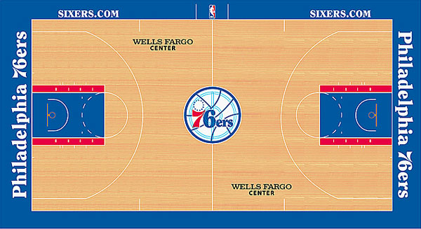 Ers New Court Design