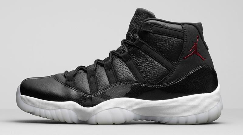 La Air Jordan 11 Retro 72-10 sera en vente pour la première fois sur  Basket4Ballers à partir du 12 décembre