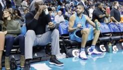 NBA: NOV 01 Hawks at Hornets