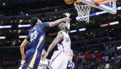 NBA: NOV 27 Pelicans at Clippers