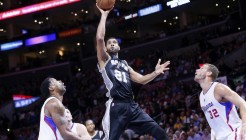 NBA: NOV 10 Spurs at Clippers