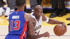 NBA: NOV 15 Pistons at Lakers