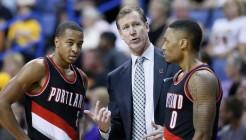 NBA: OCT 22 Trail Blazers at Lakers
