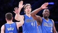 NBA: APR 12 Mavericks at Lakers