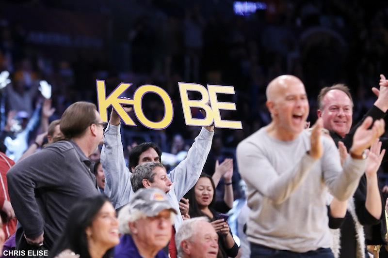 Retraite de Kobe Bryant : le prix des places flambe