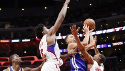 NBA: NOV 19 Warriors at Clippers