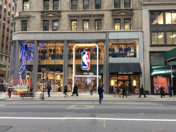 boutique michael jordan new york