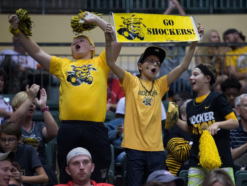 NCAAB Wichita State v USC 031