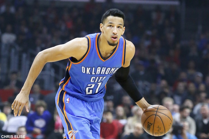 Le Thunder perd Andre Roberson