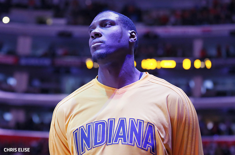 NBA: DEC 02 Pacers at Clippers