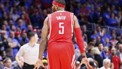 NBA: MAY 14 Rockets at Clippers