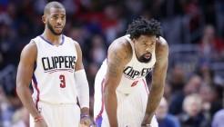 NBA: JAN 10 Pelicans at Clippers