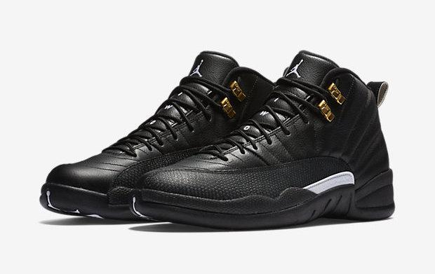 Nike dévoile la Air Jordan 12 « The Master » Basket USA