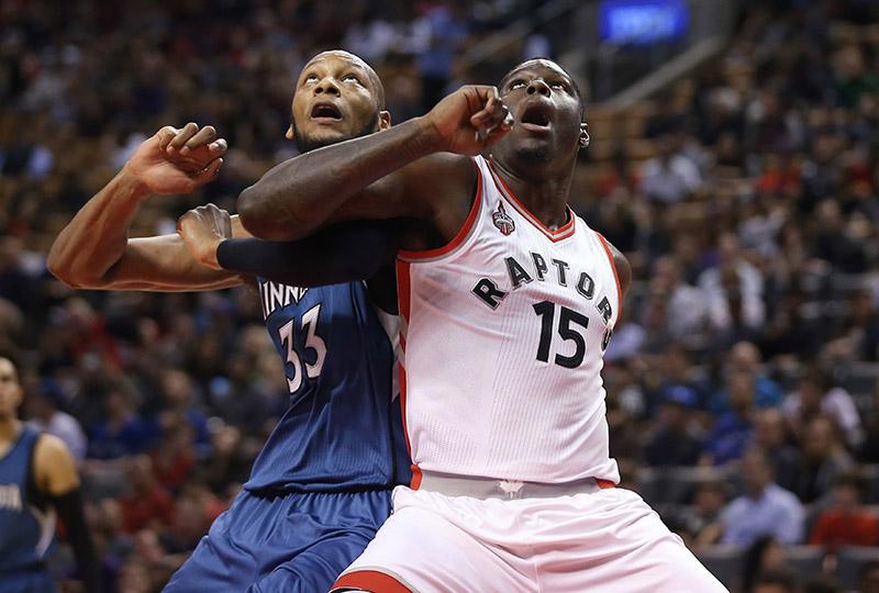 NBA: Preseason-Minnesota Timberwolves at Toronto Raptors