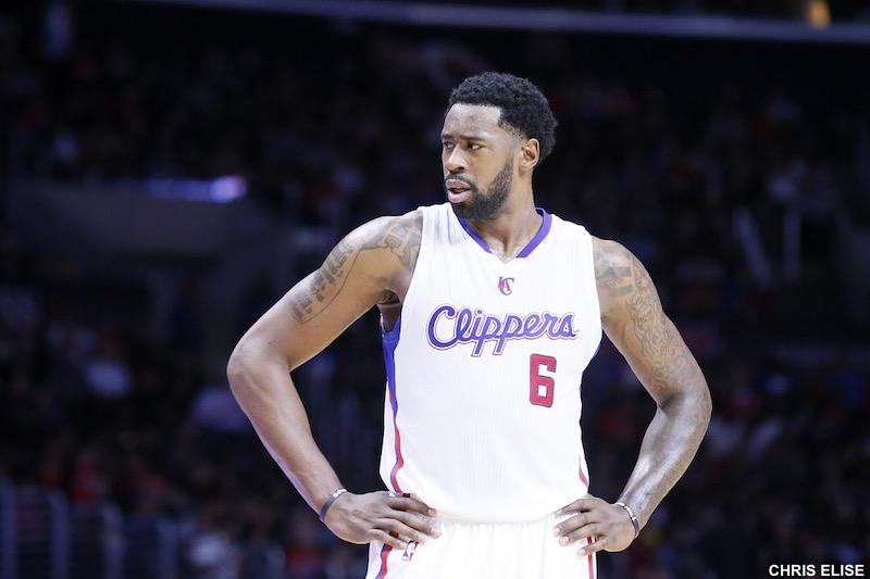 NBA: DEC 01 Timberwolves at Clippers