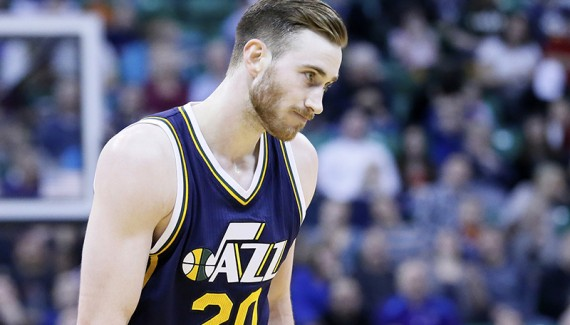 NBA: JAN 25 Pistons at Jazz