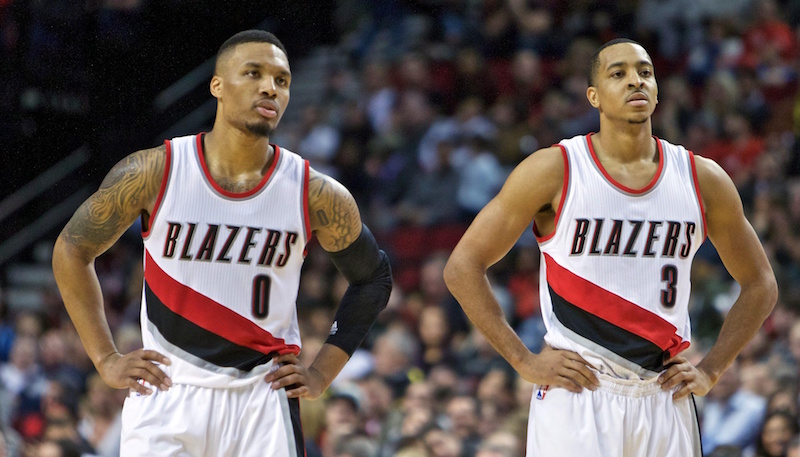 Blazers - Nets : Lillard-McCollum, l'assurance money-time