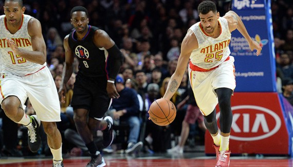 Le Hack-a-Jordan des Hawks fait plier les Clippers