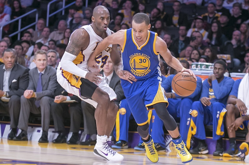 NBA: NOV 16 Warriors at Lakers