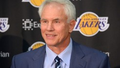 NBA: Los Angeles Lakers-Byron Scott Press Conference