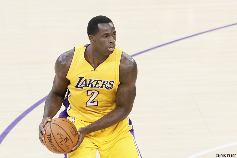 NBA: FEB 19 Spurs at Lakers