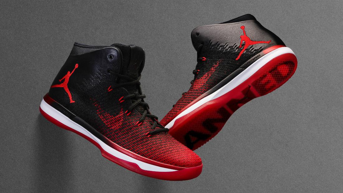 nouveau style bb2d6 fa72b La Air Jordan XXXI, la chaussure de l'année ! | Basket USA