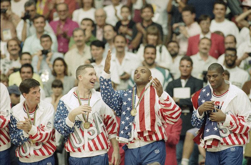 Team USA, couvrez ce logo adidas que je ne saurais voir