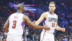 NBA: APR 12 Grizzlies at Clippers