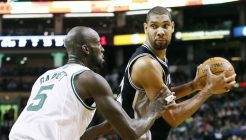NBA: NOV 21 Spurs at Celtics