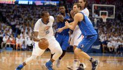 NBA: Playoffs-Dallas Mavericks at Oklahoma City Thunder