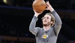 NBA: NOV 15 Pistons at Lakers