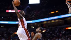 NBA: Washington Wizards at Miami Heat