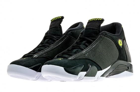 Sortie en 1999, au coeur du lockout et de la deuxième retraite de Michael  Jordan, l'Air Jordan 14 n'est pas la plus connue des chaussures de Son  Altesse.