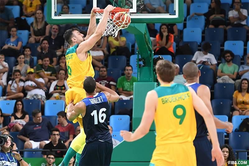 JO 2016 - Basket - J03 : Les USA secoués par l'Australie