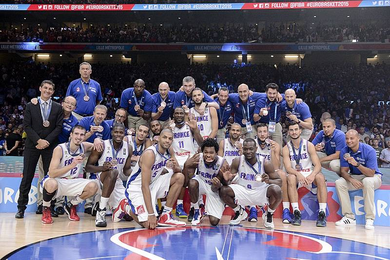 Un match de gala pour honorer la génération Parker — Basket