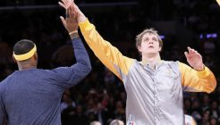 NBA: JAN 15 Cavaliers at Lakers