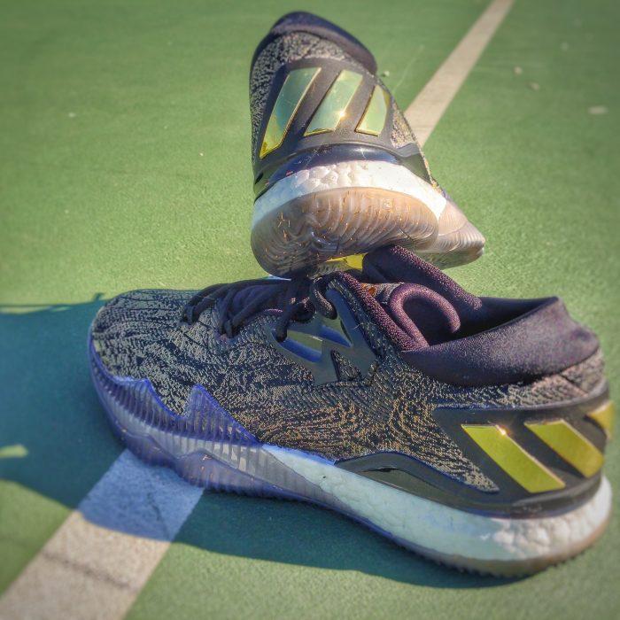 Test de chaussures – L'adidas Crazylight Boost 2016   Basket USA