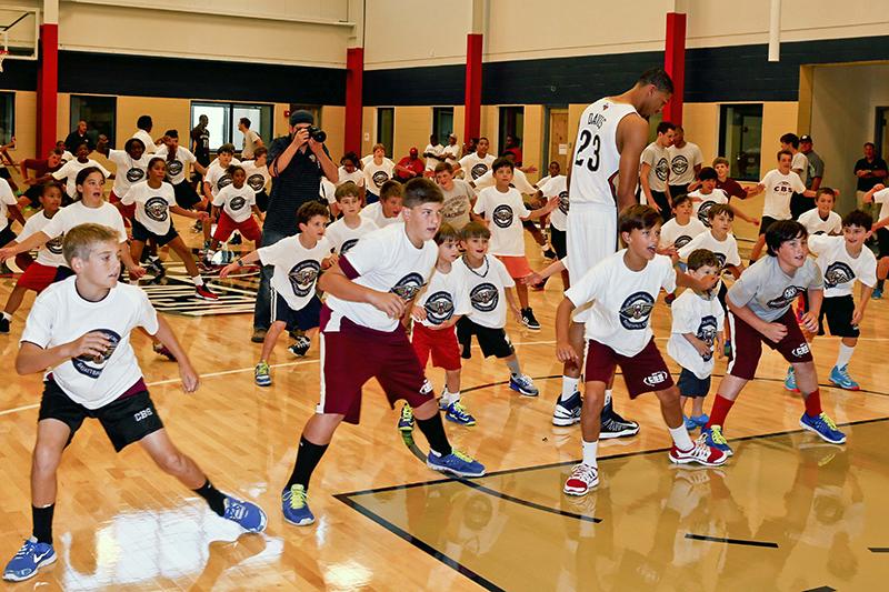 NBA: New Orleans Pelicans-Uniform Unveiling