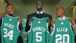Celtics 2007/08