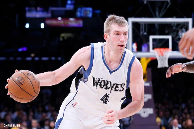 NBA: APR 10 Timberwolves at Lakers