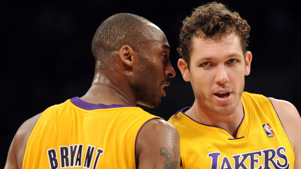 Le jour où Kobe Bryant a « détruit » Luke Walton à l