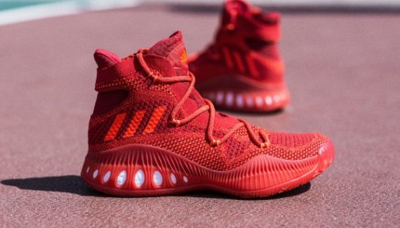 82cdb73313 Test de chaussures – La Adidas Crazy Explosive Primeknit | Basket USA